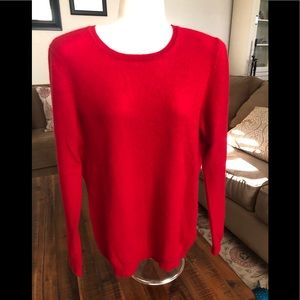 Charter Club 💯 Cashmere size M